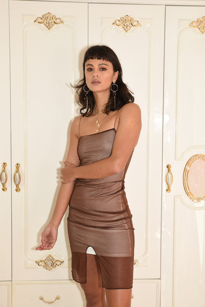 Angelina Slip Dress