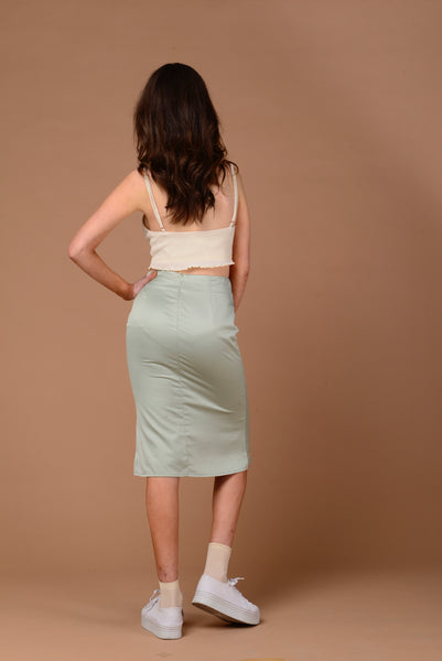 Ethereal Skirt - Mint