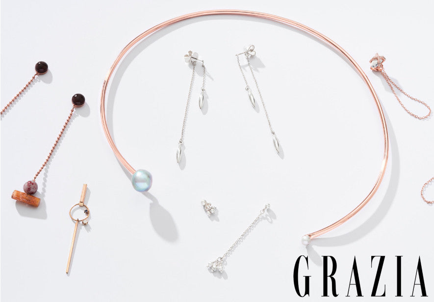 Luke Rose Jewellery - Grazia