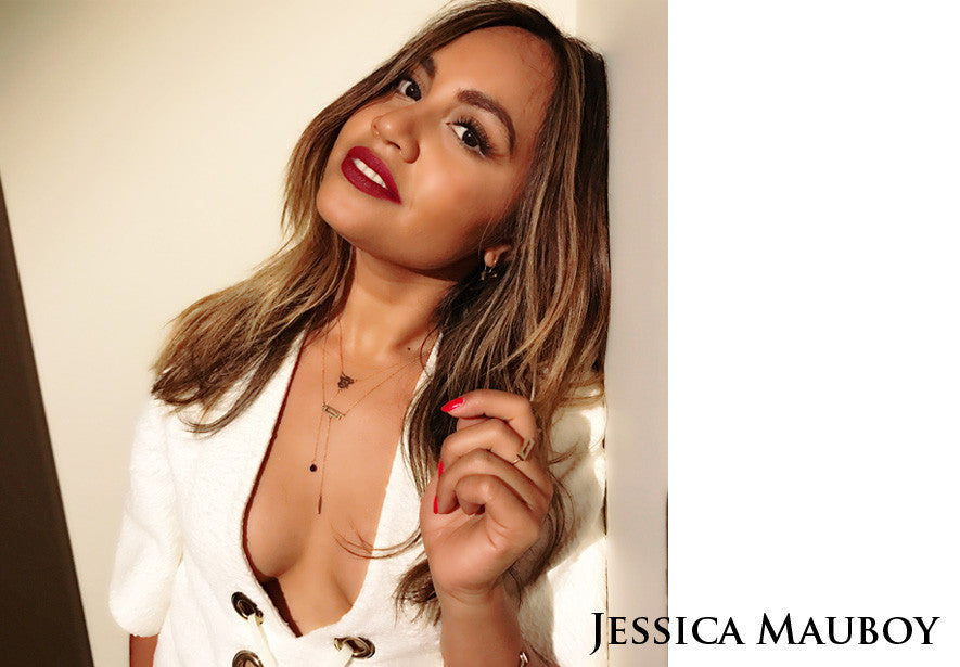 Luke Rose Jewellery - Jessica Mauboy