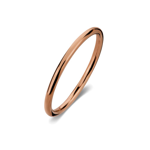 ELEMENTS Halo Ring Rose Gold