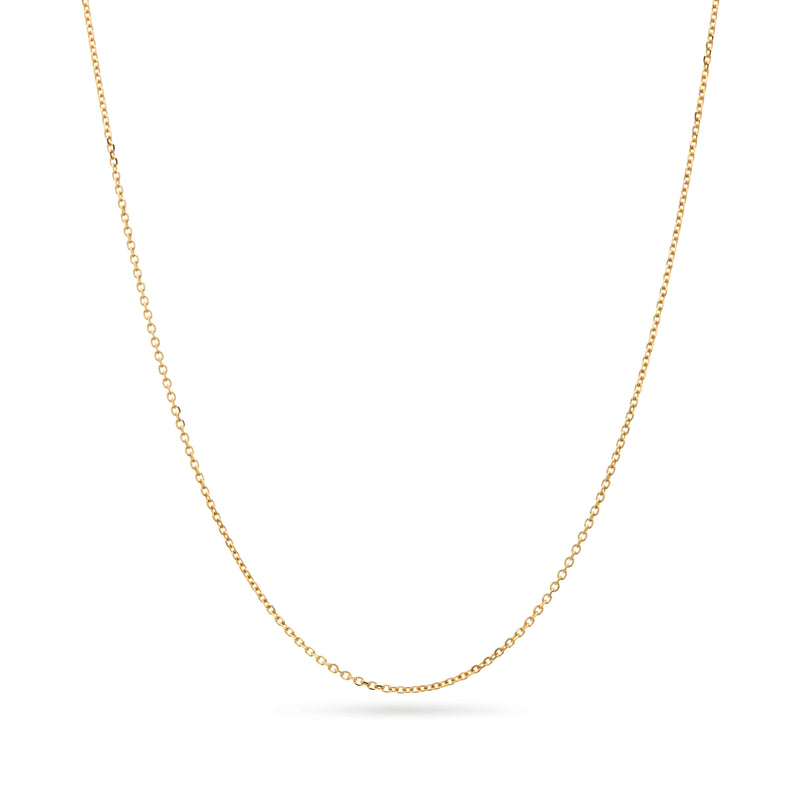 0.8mm Chain Necklace