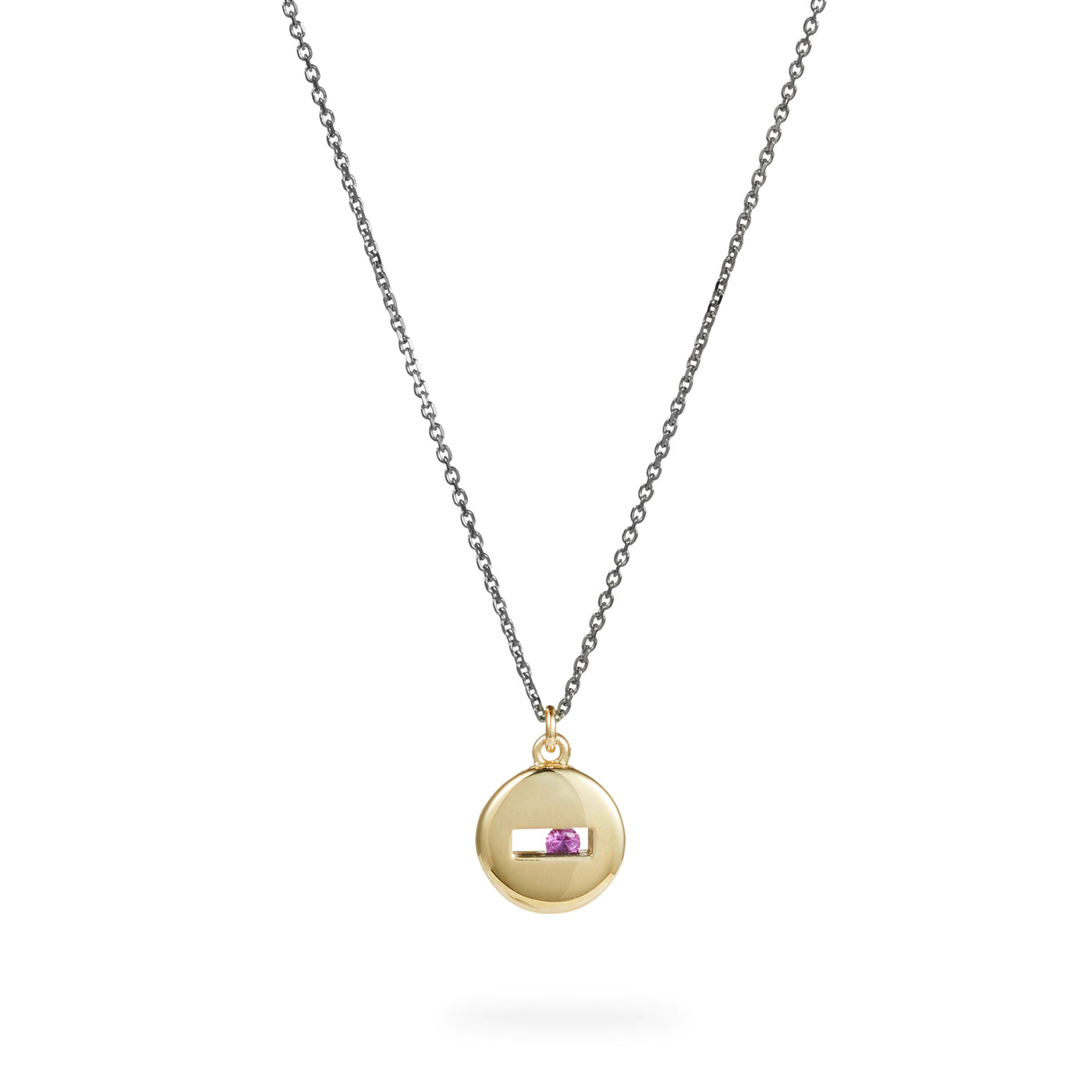 Rolling Rock Necklace