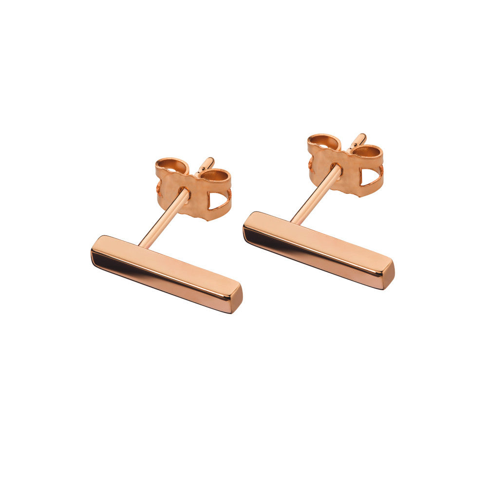 ELEMENTS Bar Stud Earrings