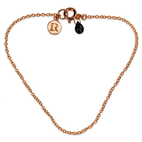 ELEMENTS Ink Drop Bracelet Rose Gold