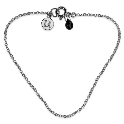 ELEMENTS Ink Drop Bracelet Rhodium