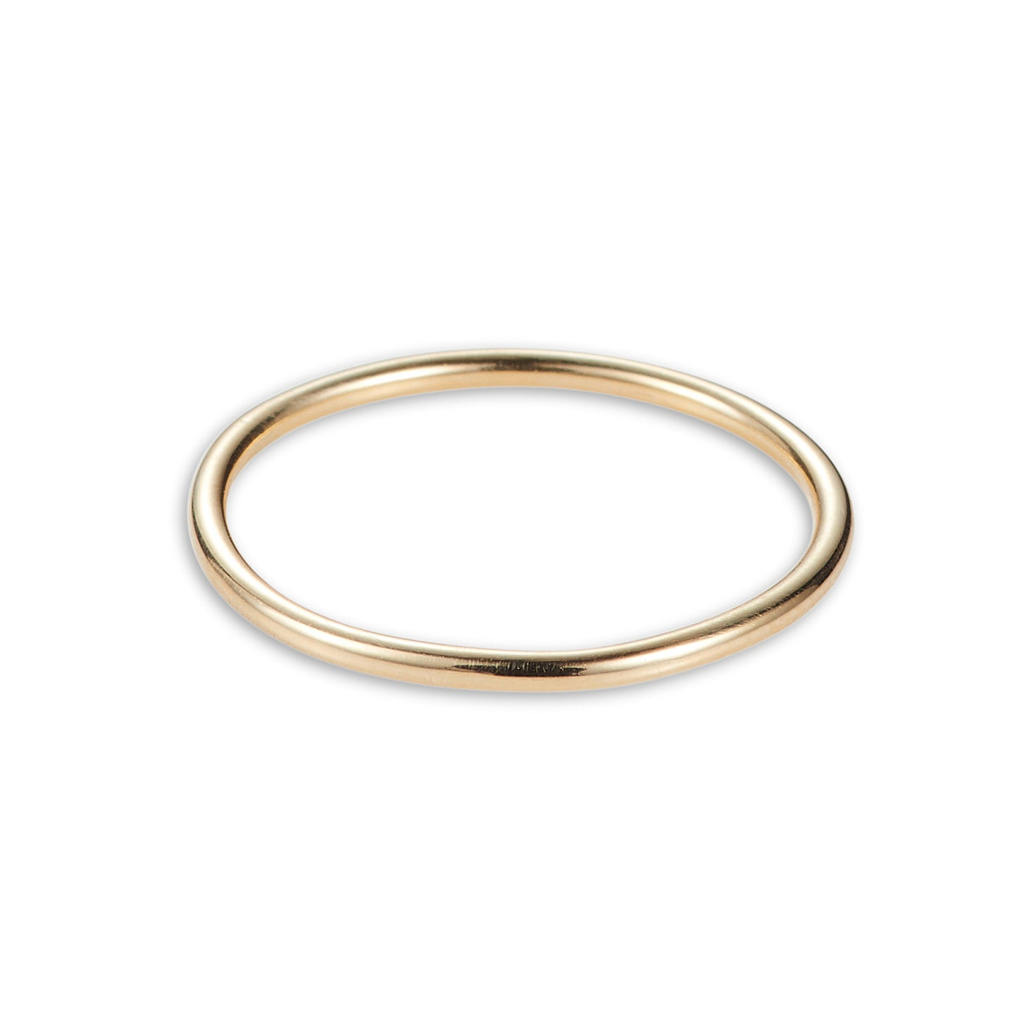 Luke Rose Jewellery gold halo stack ring