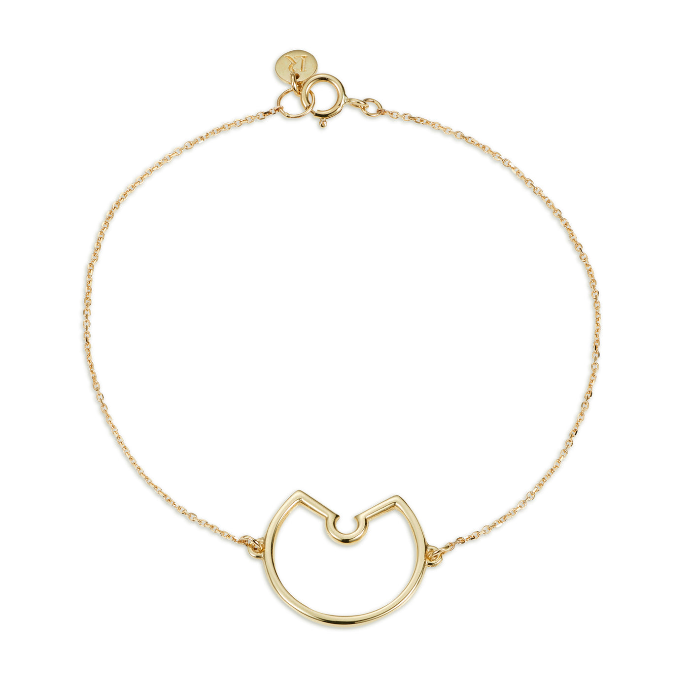 Luke Rose Jewellery Gold Bracelet