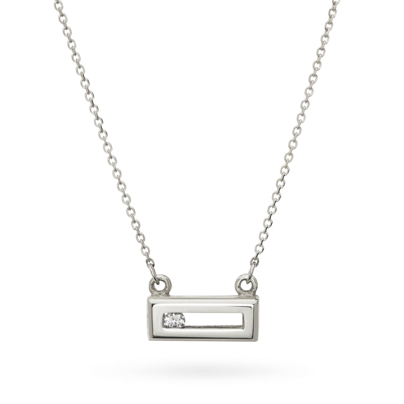 Sliding Rock Necklace