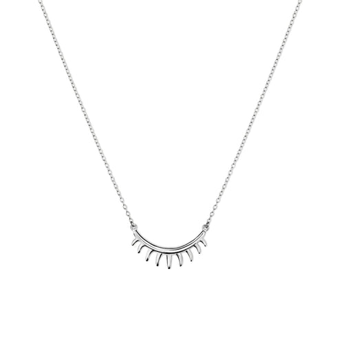 BLINK The Wink Necklace Rhodium
