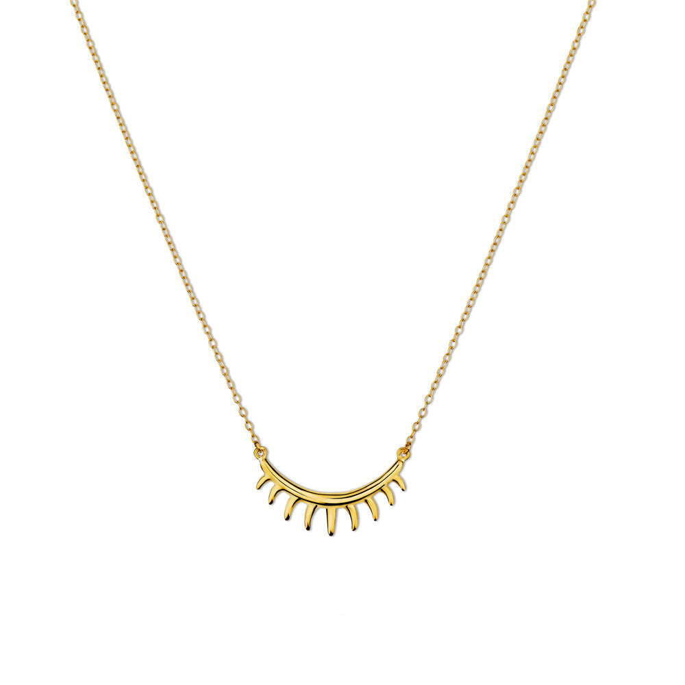 BLINK The Wink Necklace Gold