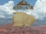 Fish Carving Kit
