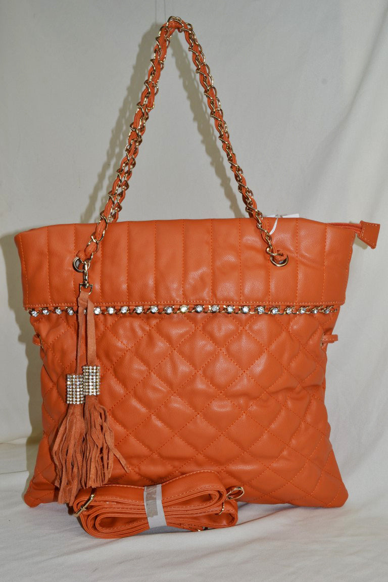 clothing orders lorraine on shipping quilted bag large quilt over product free tote shoes overstock
