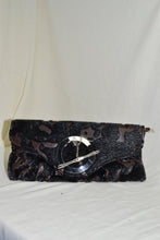 Evening Bag with Ring Opening