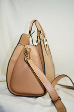 Structured Handbag with Handle