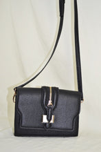 Cross body Purse with Lock detail