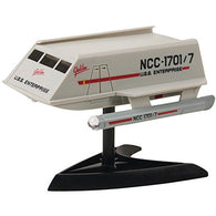 Star Trek Light Up Mini Shuttlecraft - Federation Ship Replica & Booklet [ID: STK 889]