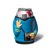 Star Trek Spock Drink Kooler, Blue [ID: STK 889]