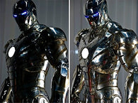 Iron Man Iron MK2 1:2 Replica (3' tall)  [ID: XXA01]