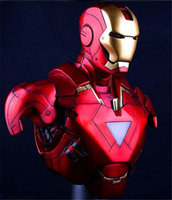 Iron Man Mark 6 Bust Statue 1:2 Scale Replica  [ID: XXA01]