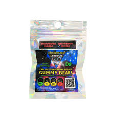 Cerebral D8 Gummy Pack