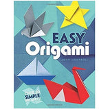摺紙書-Origami book-Easy Origami over 30 simple projects