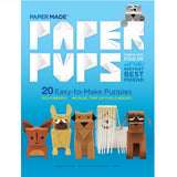 DIY-紙狗狗-套裝書-PaperMade-Paper Pups-Dogs