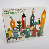 Petit Collage 紙品玩具 - Pop-Out Creative City (Deluxe)