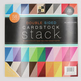 DCWV - Double Sides Cardstock Stack-Cardstock-Scrapbook