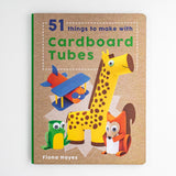 DIY-手工書-51款紙筒作品-51 things to make with Cardboard Tubes
