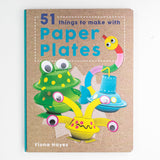 DIY-手工書-51款紙碟作品-51 things to make with Paper Plates