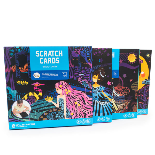 Joan Miro Scratch Card