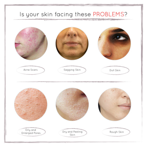 Is your skin facing such issues?