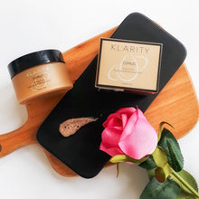 Klarity 02MUD Cacao Duo Cleanse and Renewal Mask 30ML - Free 5ml Bespoke Firming Ampoule