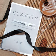KLARITY Revival Bespoke Mask Sheet 5 Pieces - Free Test Tube and 5ml Ampoule x 1