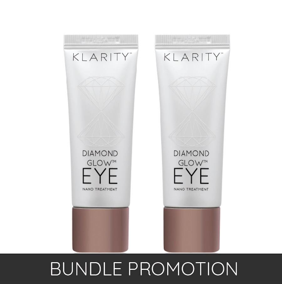 [BUNDLE] Diamond Glow EYE Nano Treatment