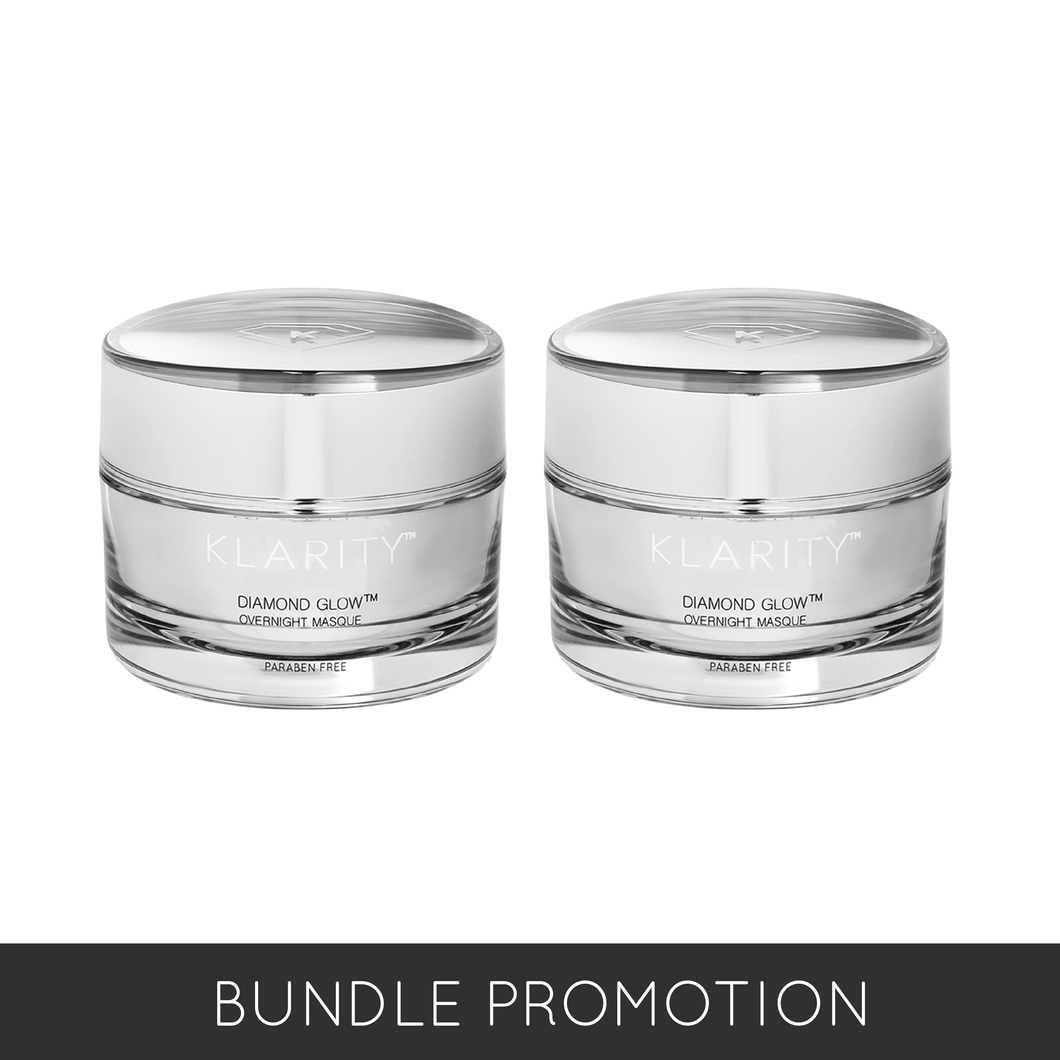 [BUNDLE] Diamond Glow Overnight Masque 50ml