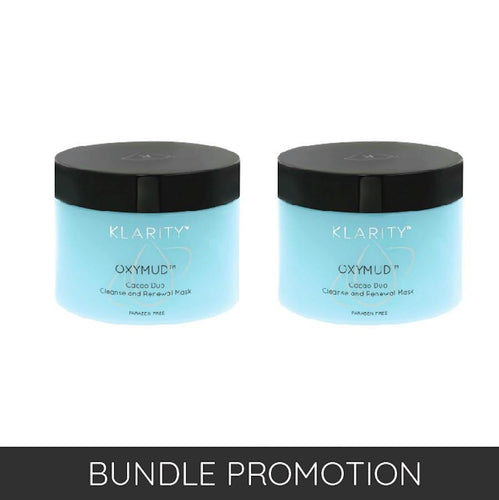 [BUNDLE] OxyMud - Cacao Cleanse & Renewal Mask 100ML