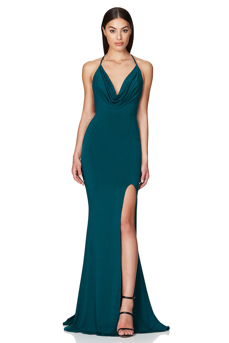 Harley Gown - Teal
