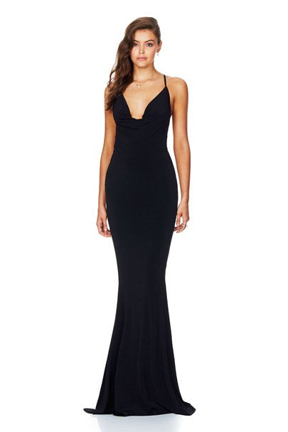 Hustle Gown - Black