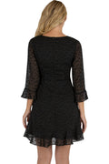 Aston Dress - Black