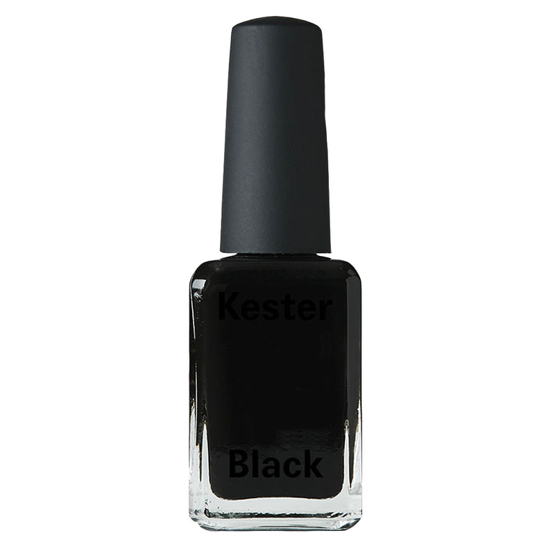 Black Rose - Classic Black Nail Polish