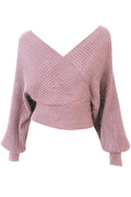 Claire Knit Top - Blush
