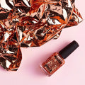 Dasha Rose Gold Nail Polish