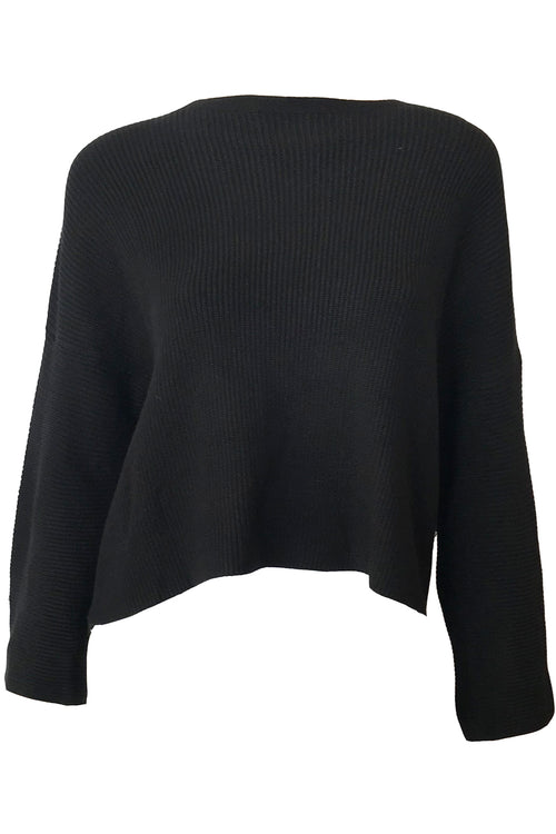 Doe Jumper - Black