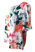 Tropical Flora Blouse