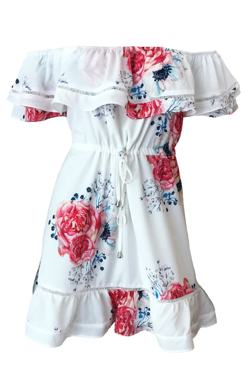 Bush Peony Dress