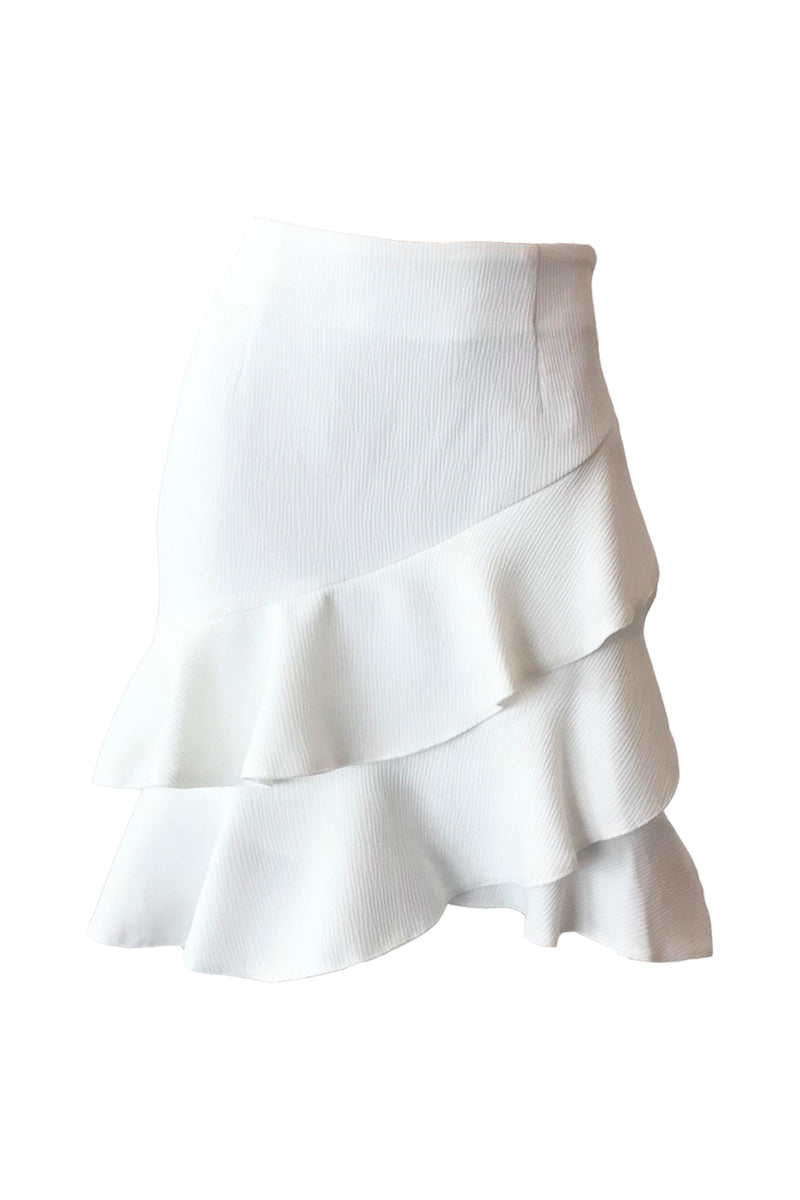 Idyllic Skirt - White