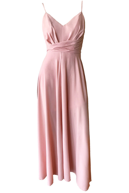 Jodi Maxi Dress - Blush