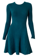 Kimbra Knit Dress - Teal